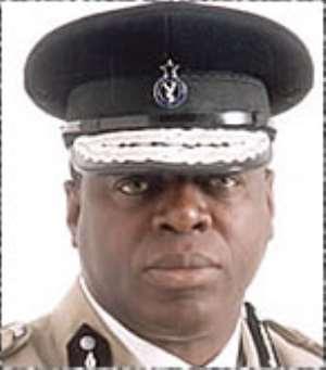 Police comb for Rojo, Tomy Okine